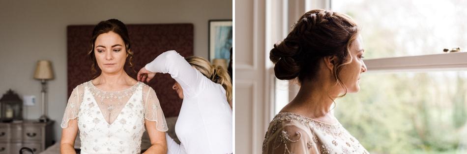 Bellingham Castle wedding