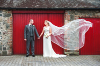 Larchfield wedding