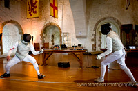 Carrick Castle Fencing Tournament