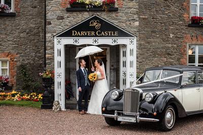 Carver Castle wedding