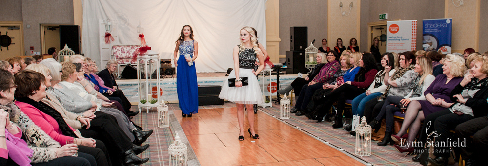Meningitis Now Charity Fashion Show, Bangor
